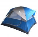 เต็นท์เดินป่า รุ่น 229-4 คน (สีฟ้า) MOUNT EAGLE